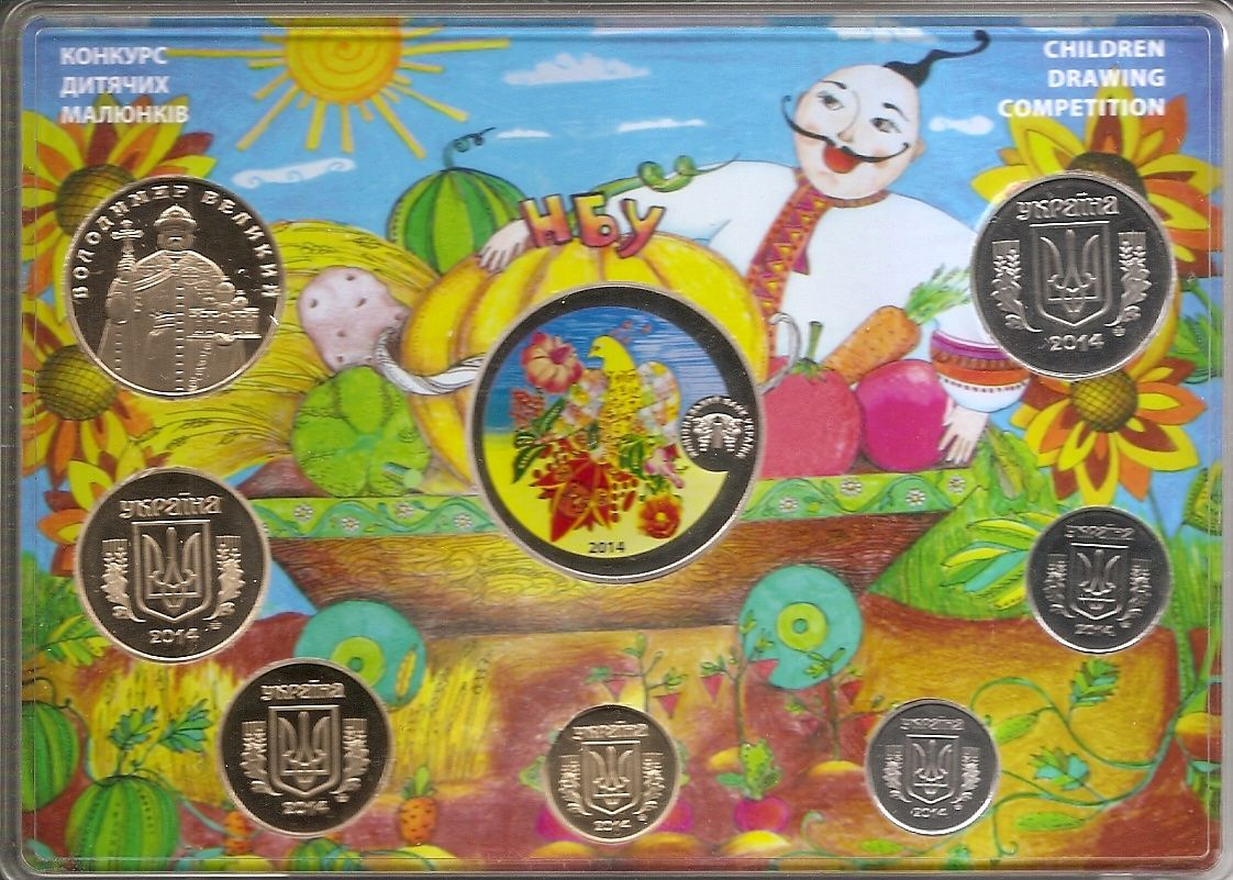 Фото монет украины 2014 5 коп 1881 года цена