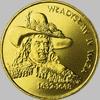 Владислав IV Ваза 2 злотых 1999